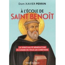 A l'école de Saint Benoît