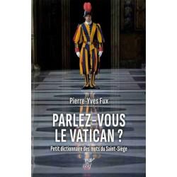 Parlez-vous le Vatican ?