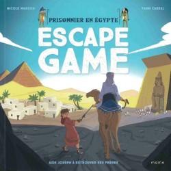 Escape game - Prisonnier en...