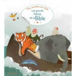 LES GRANDS HEROS DE LA BIBL