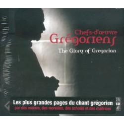CD CHEFS D OEUVRE GREGORIEN