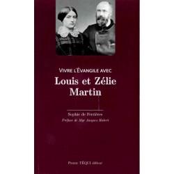 Vivre l'Évangile avec Louis...
