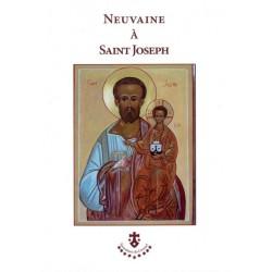 NEUVAINE A ST JOSEPH