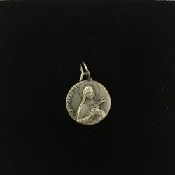 Médaille argentée Thérèse...