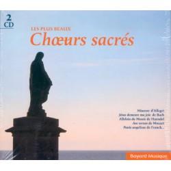 CD Les plus beaux choeurs...