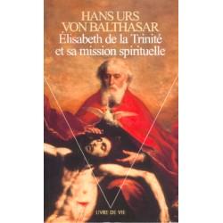 Elisabeth de la Trinité et...
