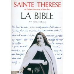 La Bible avec Thérèse de...