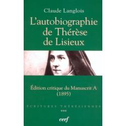 L'autobiographie de Thérèse...