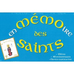 EN MEMOIRE DES SAINTS