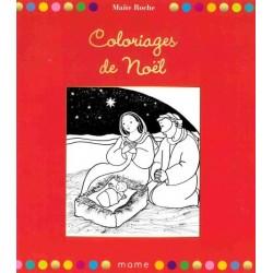 COLORIAGE DE NOEL