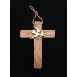 Croix colombe 9369