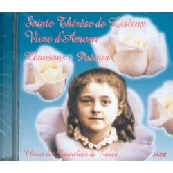CD Vivre d'Amour