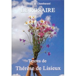 ROSAIRE TEXTES THERESE