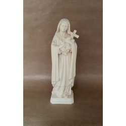 STATUE THERESE BOIS 12CM