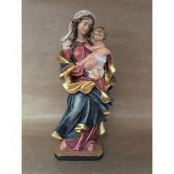 Statue Vierge à  l'Enfant...