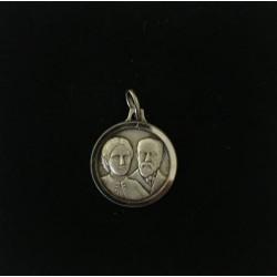 Médaille argent Louis et...