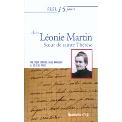 PRIER 15 J LEONIE MARTIN