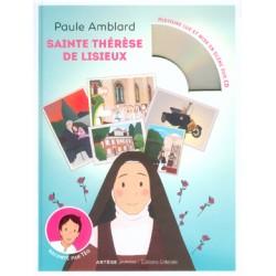 Sainte Thérèse de Lisieux + CD
