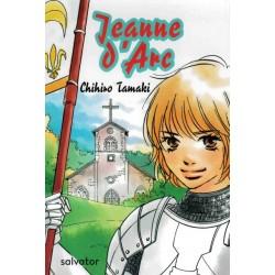 Jeanne d'Arc en manga
