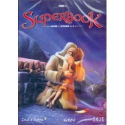 DVD SUPERBOOK TOME 1