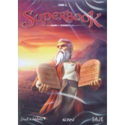 DVD SUPERBOOK TOME 2