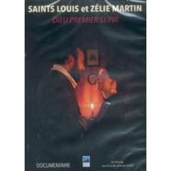 DVD STS LOUIS ET ZELIE