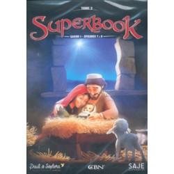 DVD Superbook tome 3
