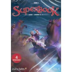 DVD SUPERBOOK TOME 4