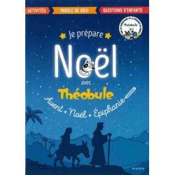 JE PREPARE NOEL AVEC THEOBU