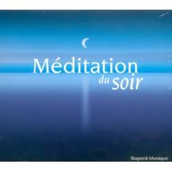 CD Méditation du soir