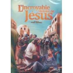 DVD L'INCROYABLE HISTOIRE