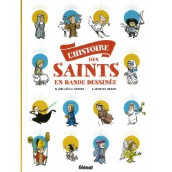 BD L'histoire des saints