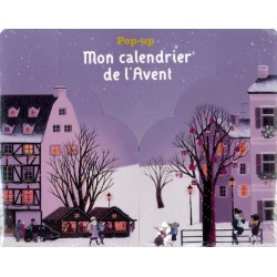 CALENDRIER AVENT POP UP