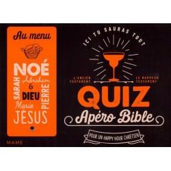 Quiz apéro Bible