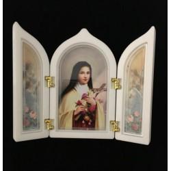 Triptyque Sainte Thérèse 6113