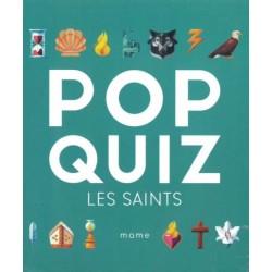 Pop Quiz - Le saints