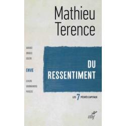 DU RESSENTIMENT