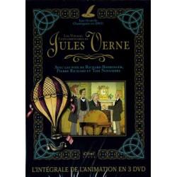 DVD JULES VERNE
