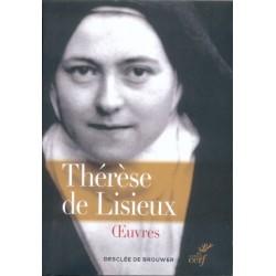 Oeuvres complète Thérèse de...