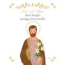 Saint Joseph, protège notre...